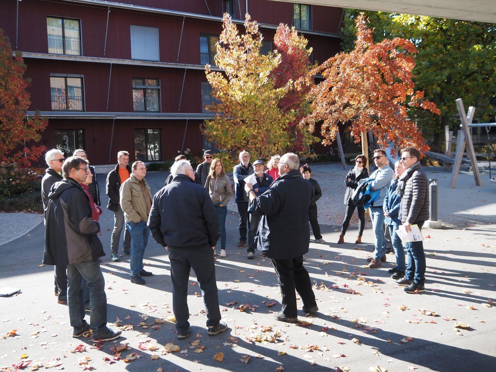 Read more about the article Bildungsanlass zur Siedlungsentwicklung im Wiggertal